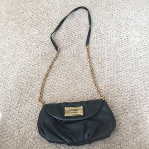Marc Jacob's Black Crossbody